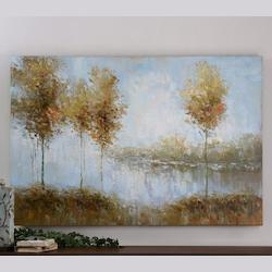 Uttermost View Of The Lake Wall Art