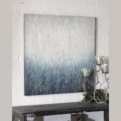 Uttermost Canvas Outside The Window Wall Art