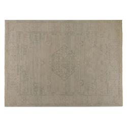 Uttermost Beige / Gray 8 X 10 Malatya Hand Knotted Wool Rug