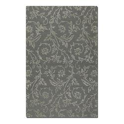 Uttermost Blue-Gray 5 X 8 Licata Hand Tufted Wool Rug