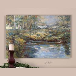 Uttermost Artwork Reproduction Lake James Wall Art