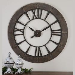 Uttermost Ronan Wall Clock
