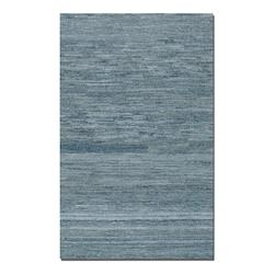 Uttermost 8 X 10 Rescued Denim & Wool Rug