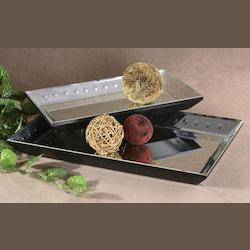 Uttermost Mirrored Alanna Set Of 2 Mirrored Trays