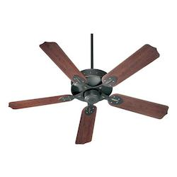 Quorum Old World Outdoor Fan
