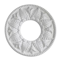 Quorum 10In. Ceiling Medallion -Sw