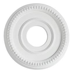 Quorum 12In. Ceiling Medallion -Sw