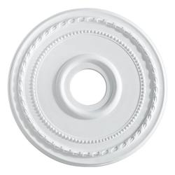 Quorum 17.5In. Ceilng Medallion-Sw
