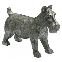 Cyan Designs Pewter 6.25in. Dog Token