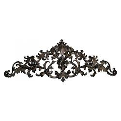 Cyan Designs Canyon Bronze Canyon 17.5 x 45.75 Iron Wall Decor