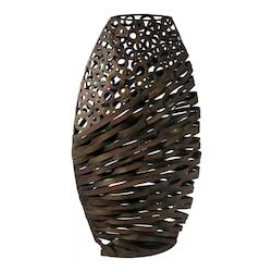 Cyan Designs 25in. Alicia Wire Vase
