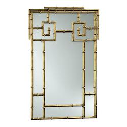 Cyan Designs 38in. Bamboo Mirror