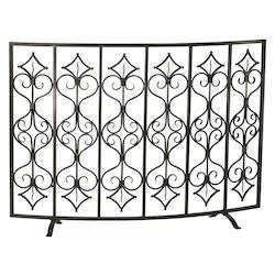 Cyan Designs 33.5in. Casablanca Fire Screen