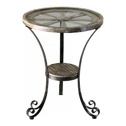 Cyan Designs Rustic Carson Designer Table
