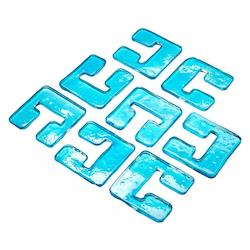 Cyan Designs Blue Blue Glass Links for 04981