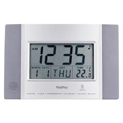 Dainolite Digital/Dual Purpose Desktop/Wall Clock