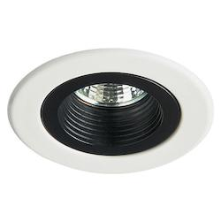 Dainolite One Light White Recessed Lighting Trim