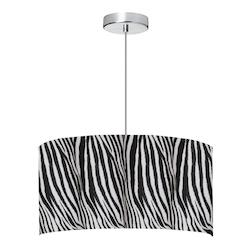 Dainolite Satin Chrome 3 Light Pendant