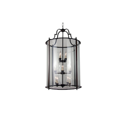 Bethel 12 Light Bronze Lantern