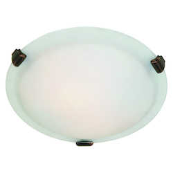 Artcraft  4 Light  Brunito Flush Mount