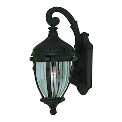 Artcraft Anapolis 1 Light  Oil Rubbed Bronze Outdoor Light