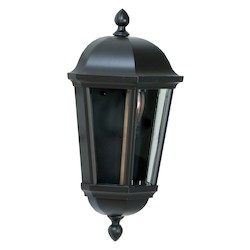 Craftmade Oiled Bronze Britannia 1 Light Outdoor Wall Sconce - 8 Inches Wide