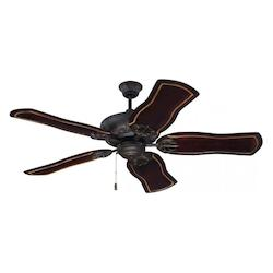 Craftmade Aged Bronze 44in. 5 Blade Energy Star Indoor Ceiling Fan