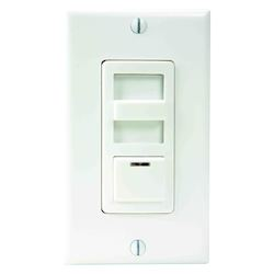 Craftmade White Light Wall Control with LED