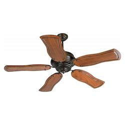 Craftmade Oiled Bronze 52in. 5 Blade Indoor Ceiling Fan - Remote Included