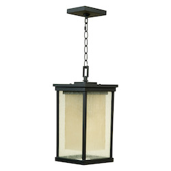 Craftmade Riviera - One Light Outdoor Hanging Fixture