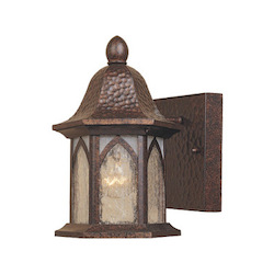 Designers Fountain Burnished Antique Copper 1 Light 5.5
