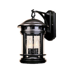 Designers Fountain Oil Rubbed Bronze W/Seedy 3 Light 9
