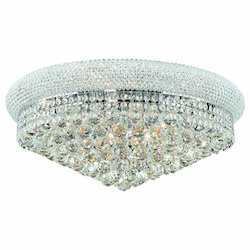 Elegant Lighting Swarovski Elements Clear Crystal Primo 12-Light