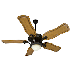 Craftmade Amphora Indoor Ceiling Fan With Five 54
