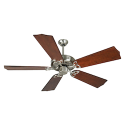 Craftmade Xl Ceiling Fan With Five 56