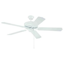Craftmade White Ceiling Fan
