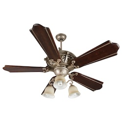 Craftmade Toscana Ceiling Fan With Five 52