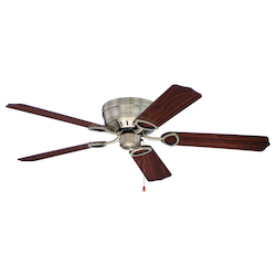 Craftmade Antique Brass Hugger Ceiling Fan