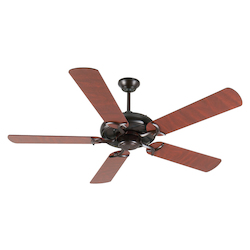 Craftmade Oiled Bronze Ceiling Fan