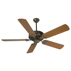 Craftmade American Tradition Indoor Ceiling Fan With Five 52