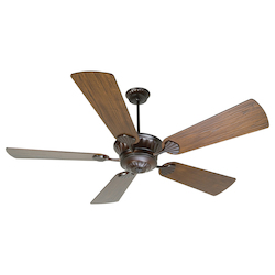 Craftmade Ceiling Fan With Five 70