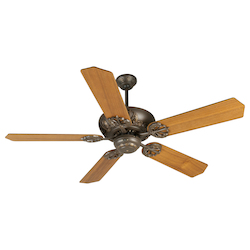 Craftmade Cordova Ceiling Fan With Five 52