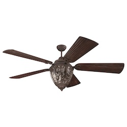 Craftmade Olivier Indoor Ceiling Fan With Five 70