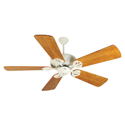 Craftmade Cordova Ceiling Fan In Antique White With 54