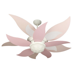Craftmade W - White Ceiling Fan
