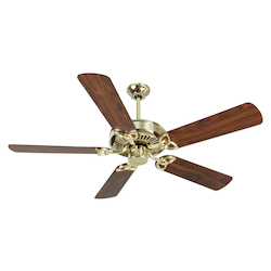 Craftmade Ceiling Fan With Five 52