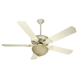 Craftmade Awd - Antique White Distressed Ceiling Fan