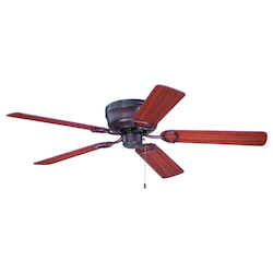 Craftmade Oiled Bronze Hugger Ceiling Fan
