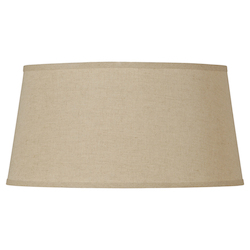Craftmade Natural Linen Shade Lamp Shade
