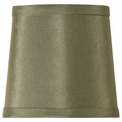 Craftmade Dark Olive Shade Lamp Shade